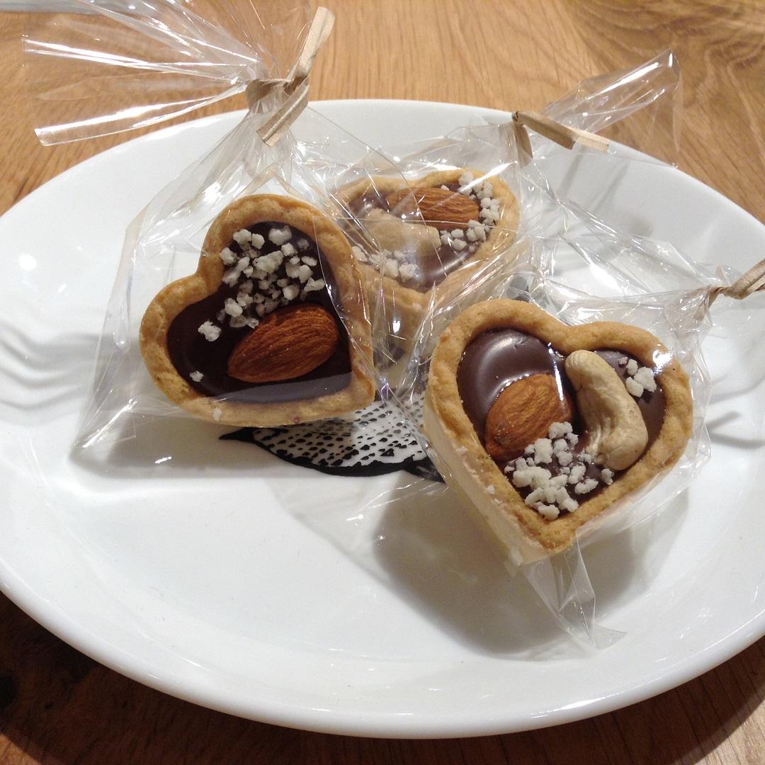 タルト ラッピング チョコ 生