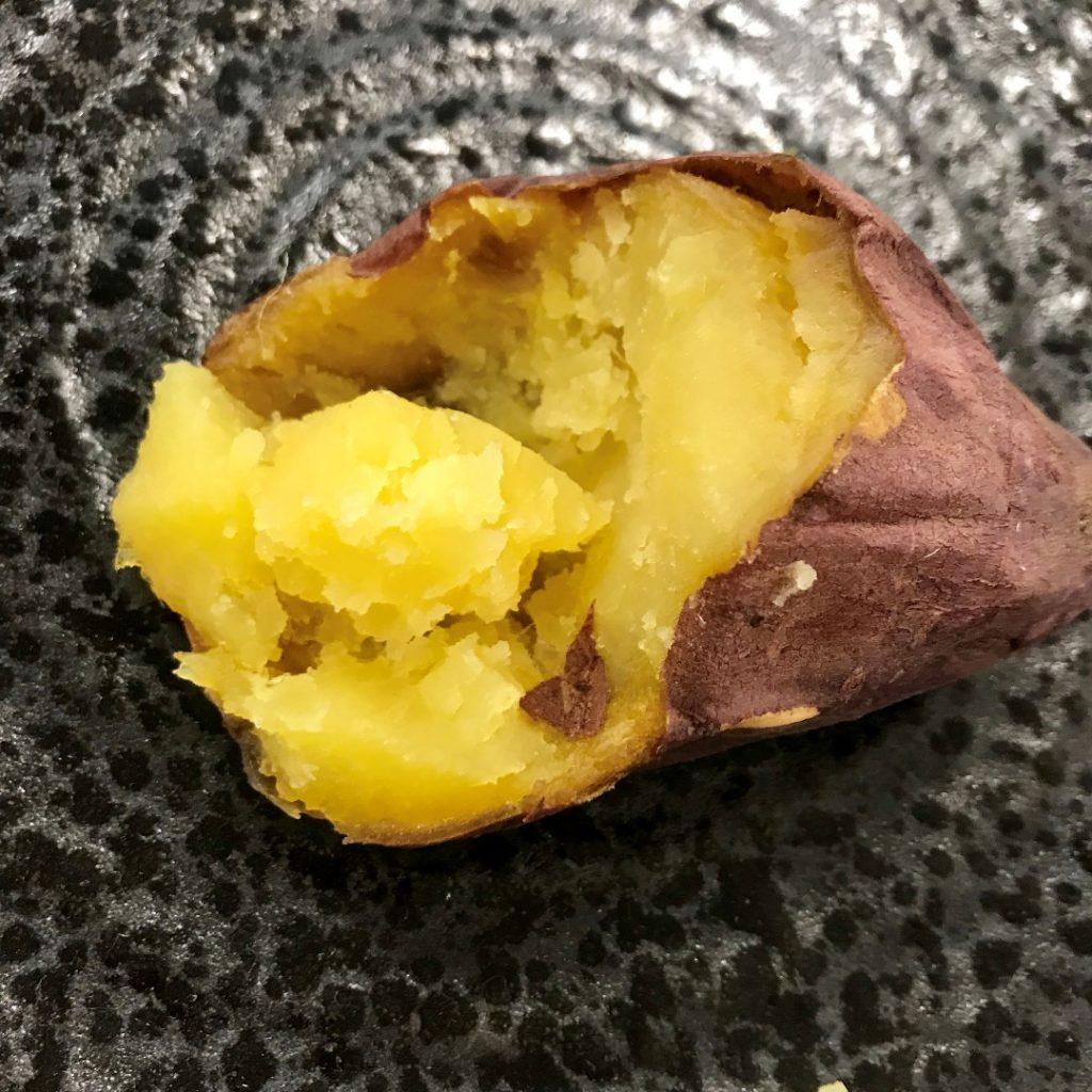 焼き芋 冷たい ダイエットには【冷めた焼き芋】が、間食・おやつとしてオススメ